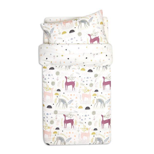 Komplet Pościeli 100x135 - Deer