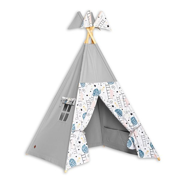 Teepee Tent - Love to the Moon