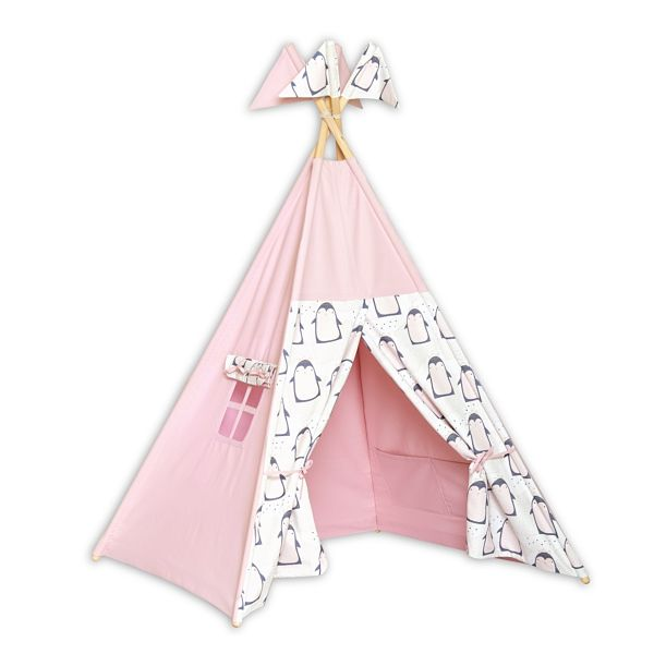 Teepee Tent - Lovely Penguin