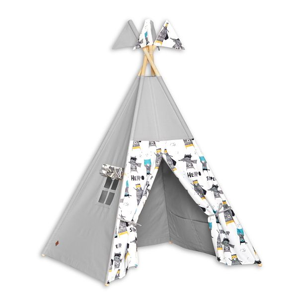 Teepee Tent - Super Hero