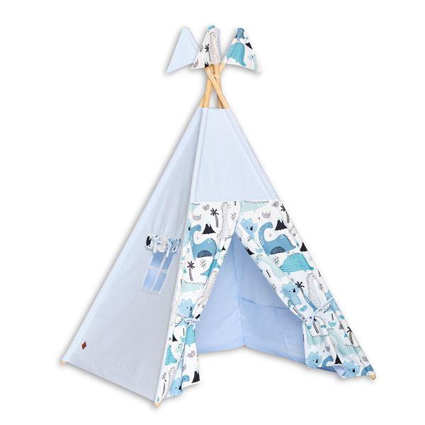 Teepee Tent - Dino