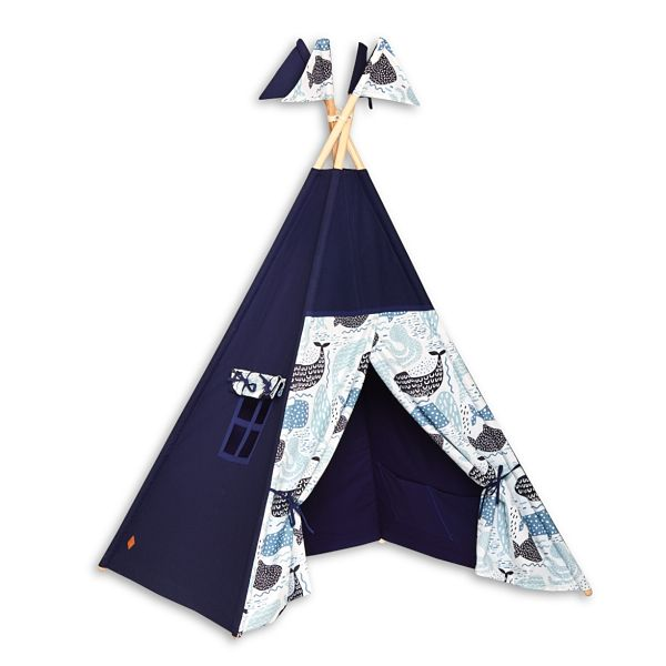 Teepee Tent - Sea Adventure