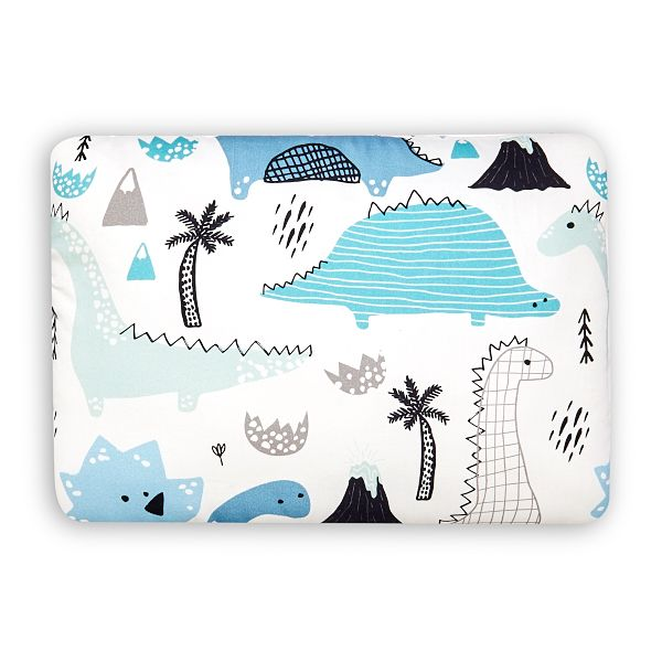 Toddler Bed Pillow M - Dino