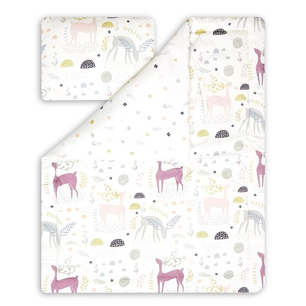 Junior Bedding Set L - Deer