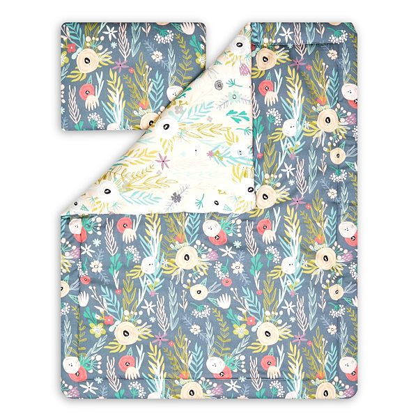 Toddler Bedding Set M - Floral Blooming
