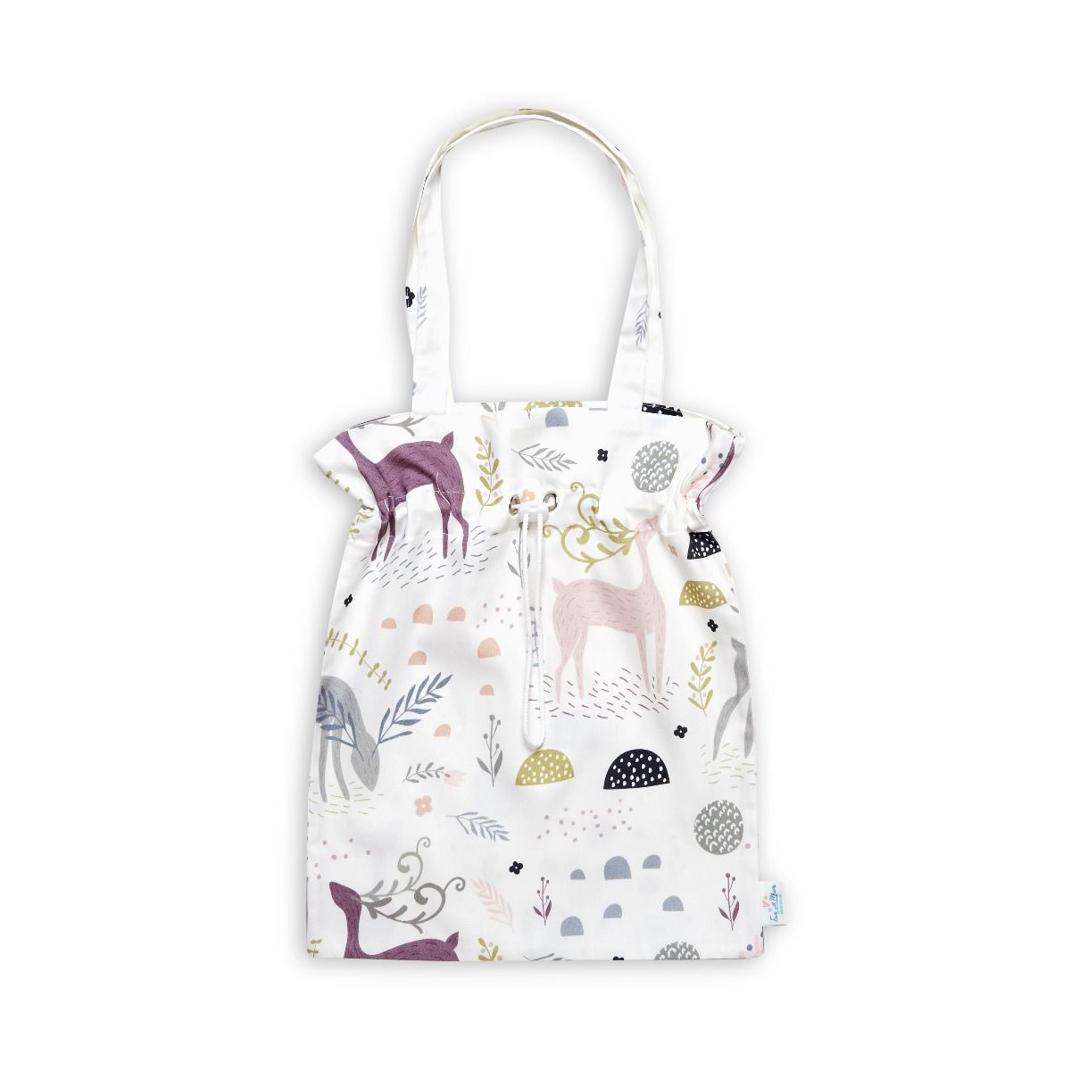 Drawstring Bag - Deer
