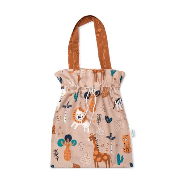 Drawstring Bag - Safari