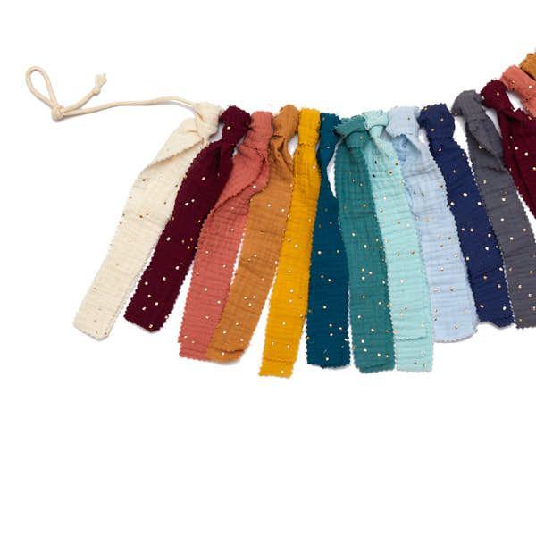 Girlande - Rainbow Fringe