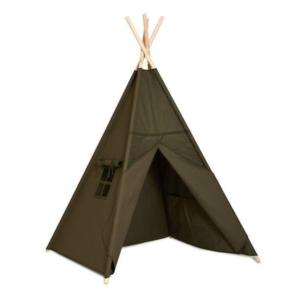 Teepee Tent - Khaki