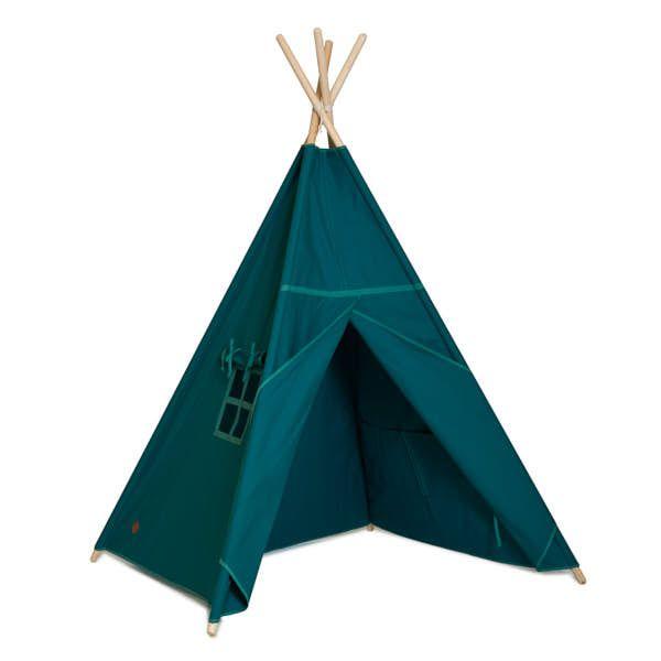 Teepee Tent - Emerald