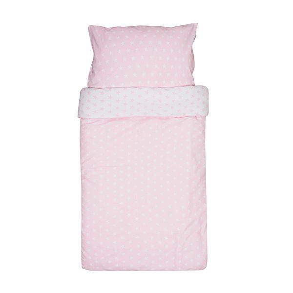 Komplet Pościeli 140x200 - Pretty Pink