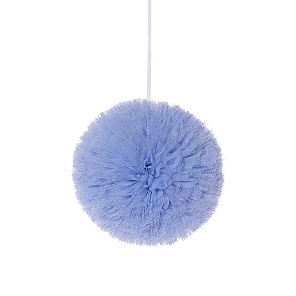 Pompon 10 cm - Lilac