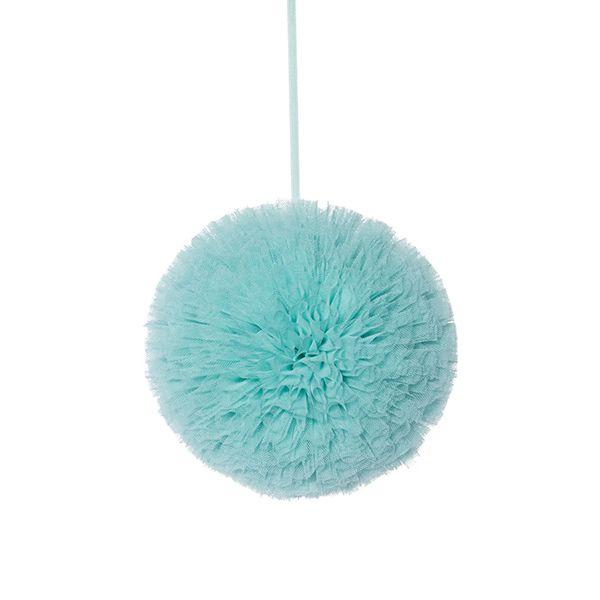 Pompon 15 cm - Mint
