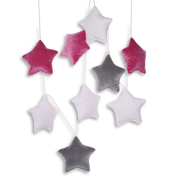 Girlanda - Velvet  Stars