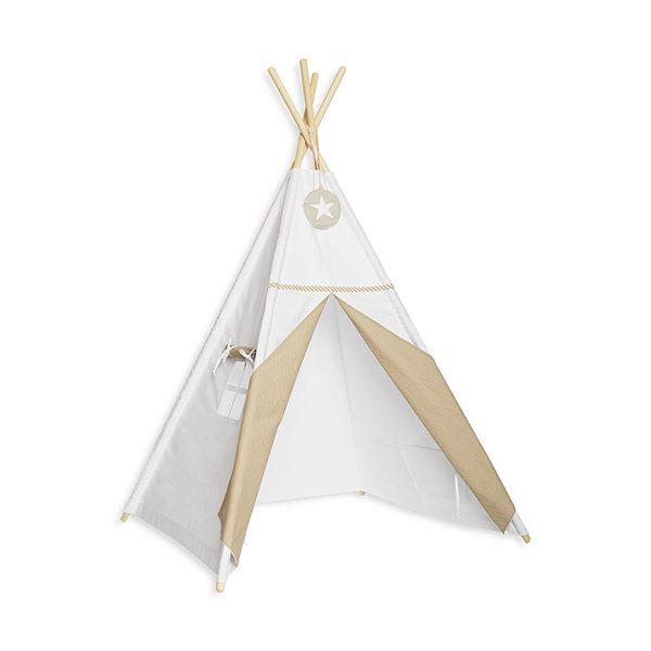 Namiot Tipi - Scandinavian White