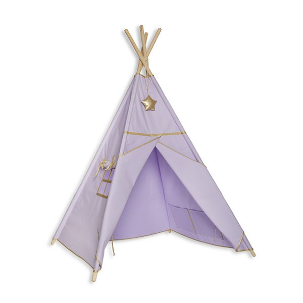 Namiot Tipi - Gold Lilac