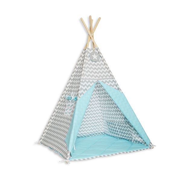 Namiot Tipi + Mata - Magic Turquoise