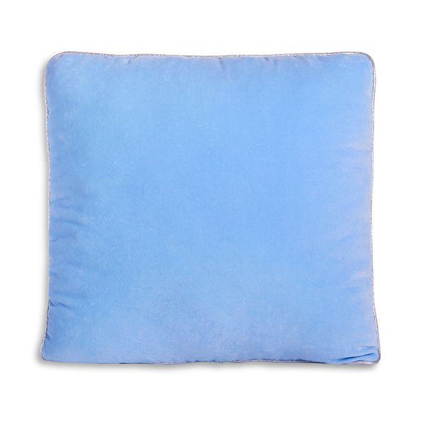 Poduszka Kwadrat - Blue