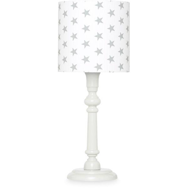 Lampka nocna - Grey + Grey Stars