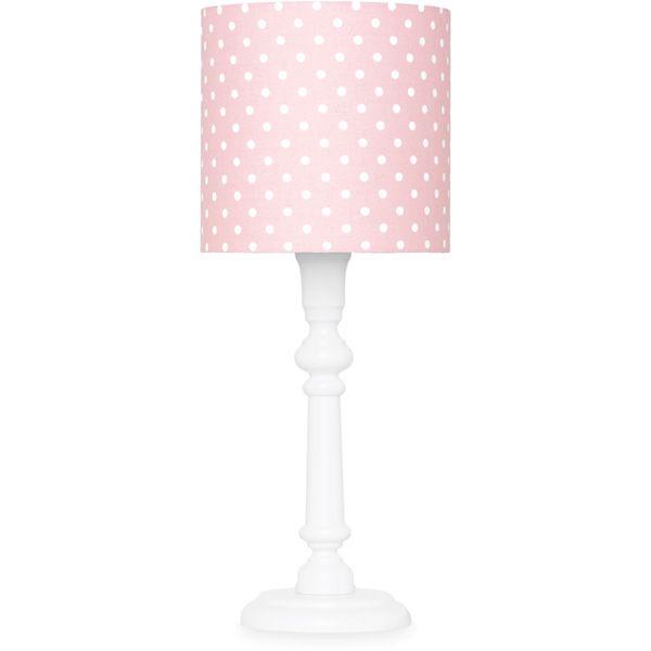 Lampka nocna - White + Pink Dots