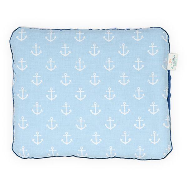 Poduszka Niemowlaka - Blue Sailor