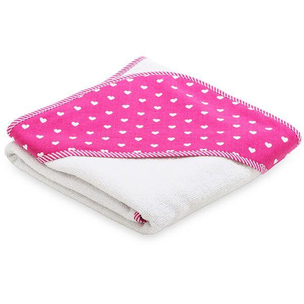 Ręcznik Niemowlaka - Fuchsia