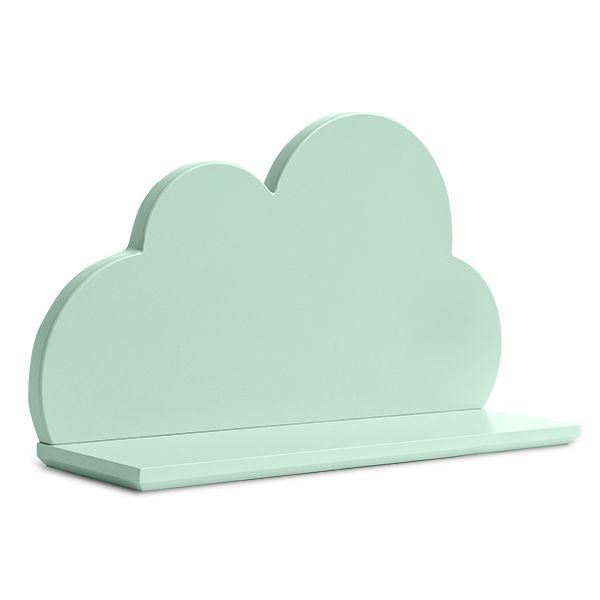 Cloud shelf - Mint Small