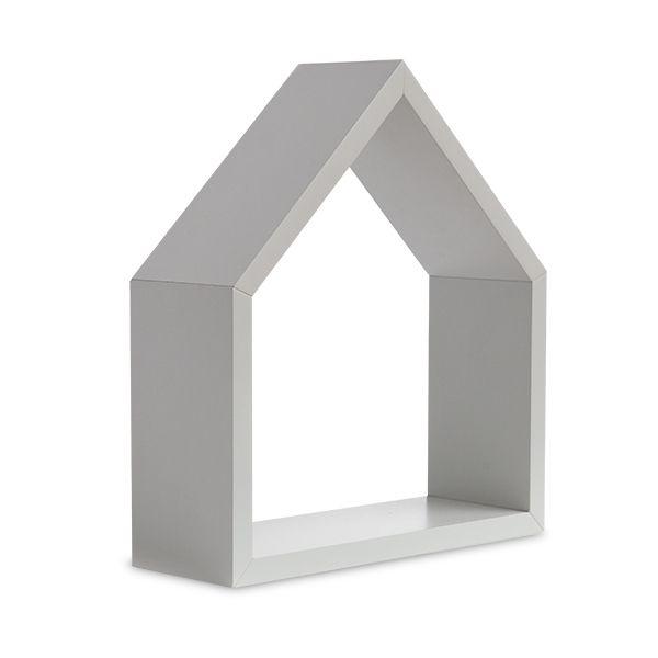 Półka Domek - Grey Big