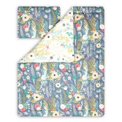 Baby Bedding Set S - Floral Blooming