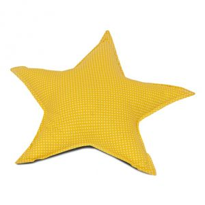 pillow-star-yellow