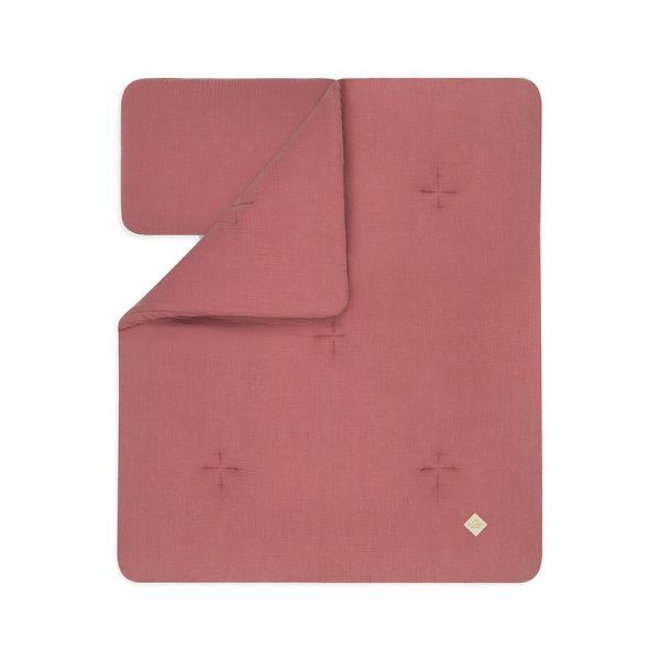 Junior Bed Set L - Pink