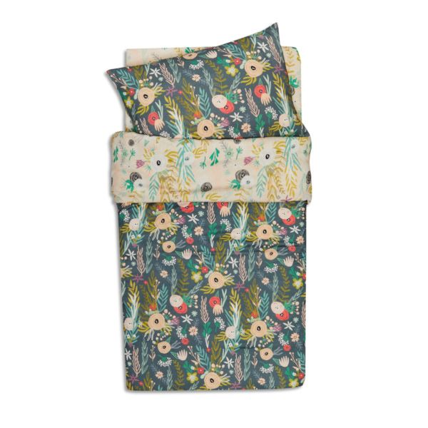 Duvet Set 120x150 - Floral Blooming