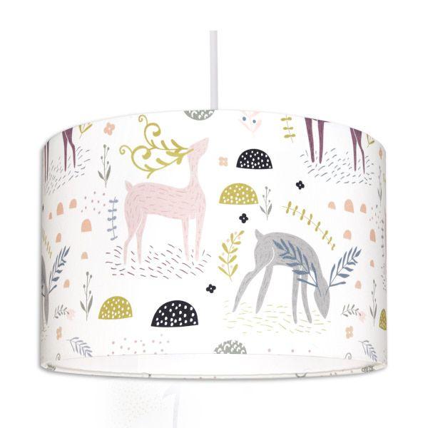 Abażur - Deer