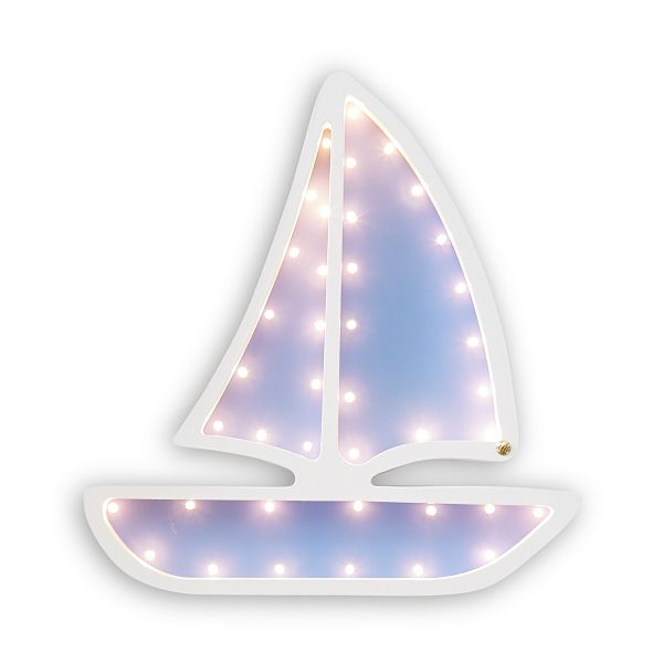 Kinder Nachtlampe - Sailboat