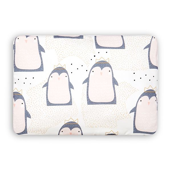 Junior Bed Pillow L - Lovely Pinguin