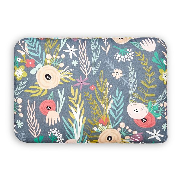 Toddler Bed Pillow M - Floral Blooming