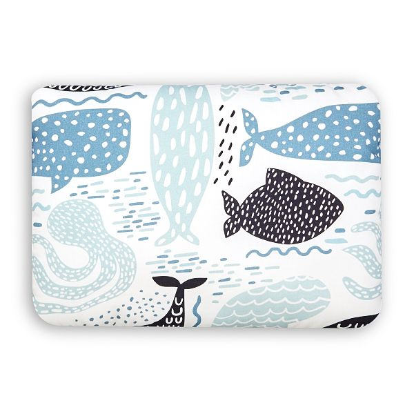 Baby Bed Pillow S - Sea Adventure