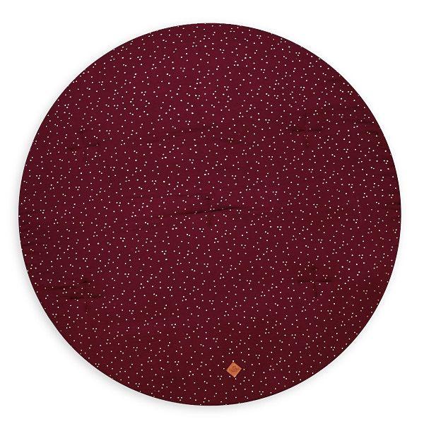 Floor Mat - Burgundy