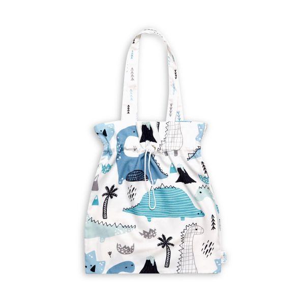 Drawstring Bag - Dino