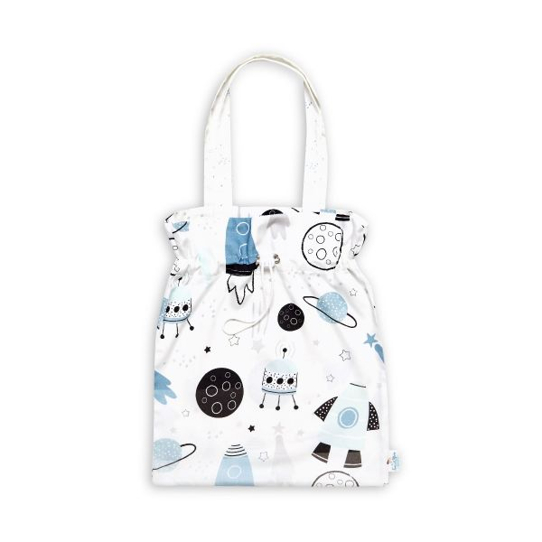 Drawstring Bag - Space