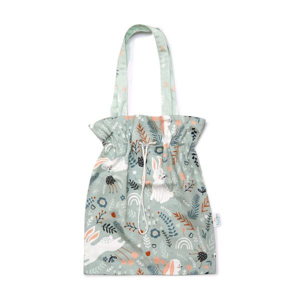 Drawstring Bag - Rabbit
