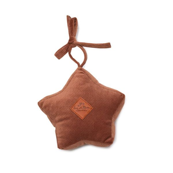 Star Rattle - Brown Mocca