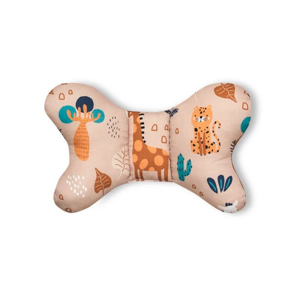Butterfly Pillow - Safari