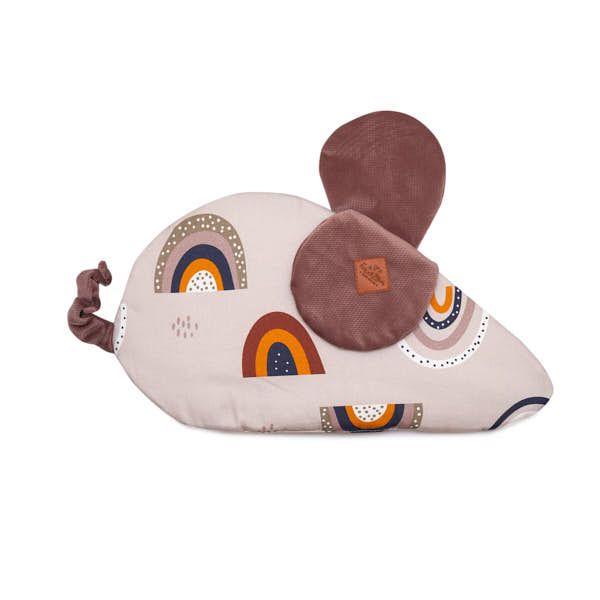 Pillow Mouse - Rainbow
