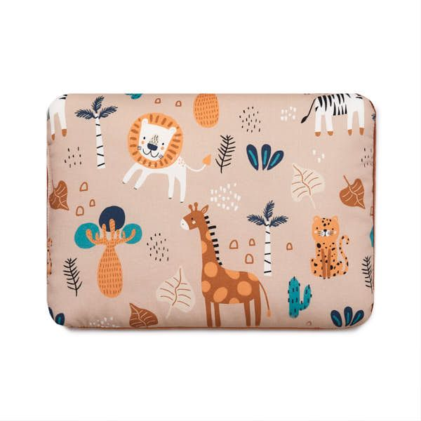 Toddler Bed Pillow M - Safari