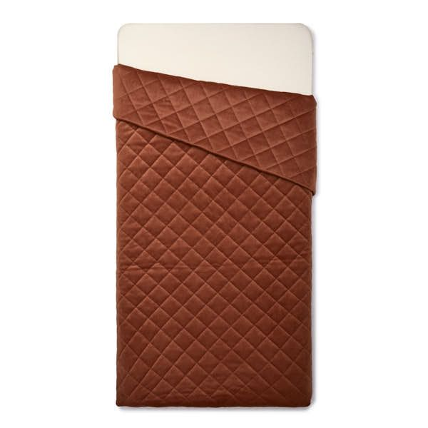 Bedcover S - Brown Mocca