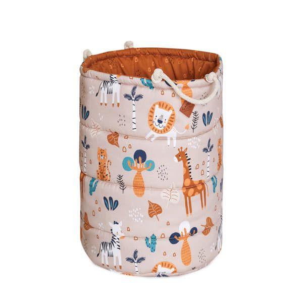 Basket for Toys - Safari