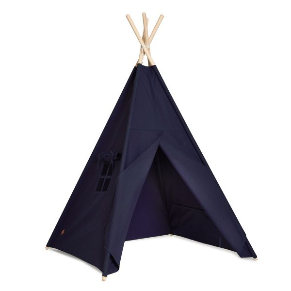 Tipi-Zelt - Navy Blue