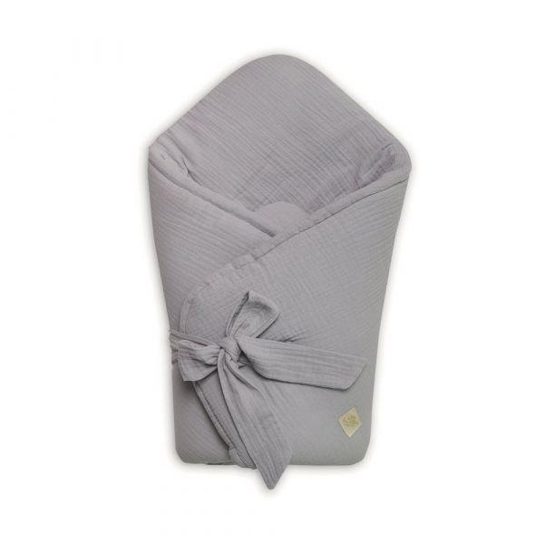 Swaddle Sleeping Bag - Grey