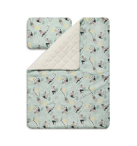 Junior Blanket Set L - Lemur